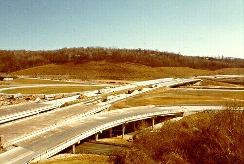 I 476 Mid County Expressway